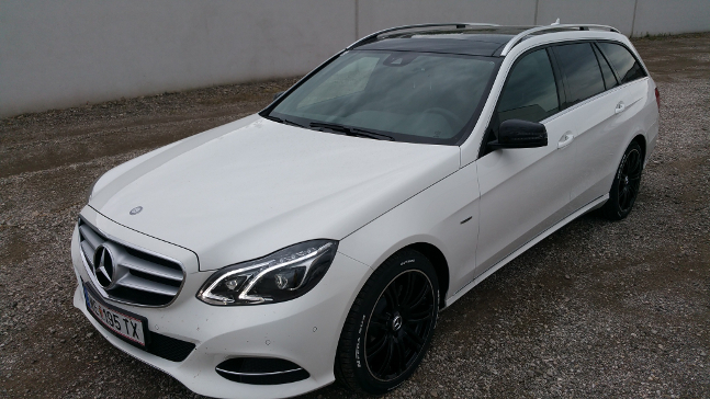 Mercedes TE 220 BlueTEC BlueEFFICIENCY Edition
