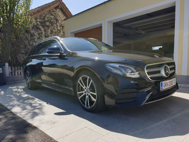 "Mercedes TE 220D Austria Edition 4 Matic ""Exclusiv"""